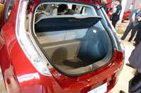 電気自動車「日産リーフ」ついに販売スタート!の画像