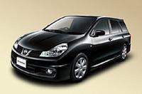 「日産ウイングロード」に、スタイル重視と装備充実の特別仕様車の画像