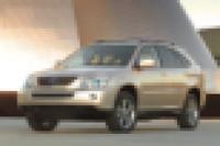 レクサスのワールドプレミアは「RX」シリーズだ(写真は現行モデル)