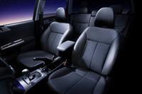 スバル「フォレスター」に黒革の特別仕様車の画像