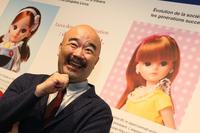 日本玩具文化財団の佐藤豊彦理事長。終始にこやかな表情とは対照的に、その語りは玩具に対する愛情と情熱を感じさせる。