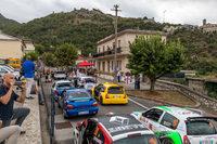 昨年までイタリア選手権の一戦として開催されていた「RALLY DI ROMA CAPITALE」。今年はERCのカレンダーに加えられ、イタリア選手権とその下位カテゴリーである地域選手権「RALLY DI PICO」が併催された。