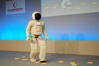 ホンダ、新型「ASIMO」と「Honda Robotics」を発表