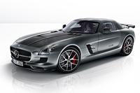 「メルセデス・ベンツSLS AMG GTファイナルエディション」