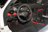 「SLS AMG」の高性能バージョン、25台限定発売の画像