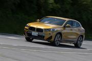 BMW X2 xDrive20i MスポーツX(4WD/8AT)【試乗記】