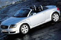アウディ「TTロードスター」に2WDが追加の画像