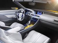 レクサスからオープンカーのコンセプト登場【LAショー2014】の画像