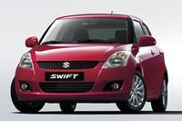 新型「スズキ・スイフト」(欧州仕様車)