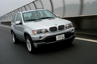 ポルシェ・カイエンS(6AT)vs BMW X5 4.6is(6AT)【短評(前編)】の画像