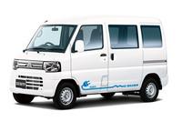 三菱、軽商用EV「MINICAB-MiEV」を発売の画像