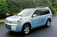 日産、燃料電池車「エクストレイルFCV」の大臣認定を取得の画像