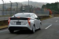 トヨタ・プリウス プロトタイプ(FF/CVT)/プリウス プロトタイプ(4WD/CVT)【試乗記】の画像