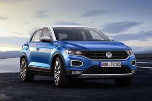 フォルクスワーゲンが新型SUV「T-Roc」を世界初公開