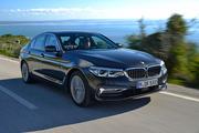 BMW 540i(FR/8AT)【海外試乗記】
