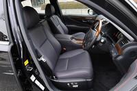 レクサスLS600hL バージョンUZ(5人乗り)(4WD/CVT)【試乗記】の画像