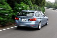 BMW 320i xDriveツーリング モダン(4WD/8AT)【試乗記】の画像