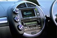 トヨタの新しいテレマティクス「G-BOOK」の画像