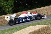 アイルトン・セナのF1デビューマシン「トールマンTG184」(1984年)も登場予定。