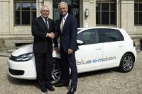 VW、「ゴルフEV」を2013年に発売