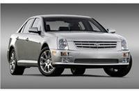 「キャデラックSTS 4.6」2006年モデル発売、よりお買い得にの画像