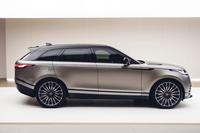 新型SUV「レンジローバー ヴェラール」世界初公開の画像