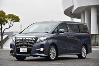 トヨタ・アルファード ガソリン車 3.5リッター SA 7人乗り