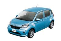 今回の新型より、「ブーン/パッソ」の開発と生産はすべてダイハツが担当することとなった。写真はトヨタにOEM供給される「パッソ」。