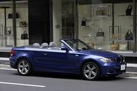 BMW120iカブリオレ(FR/6AT)【ブリーフテスト】