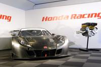ホンダ、ニューマシン「HSV-010」でSUPER GTに参戦【SUPER GT 2010】