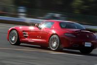メルセデス・ベンツ、AMG車の試乗イベントを開催の画像
