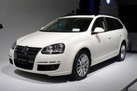 VWゴルフのワゴン版、「ゴルフ・ヴァリアント」発売