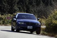 BMW130i M-Sport(FR/6MT)【試乗記】の画像