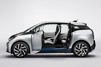 BMWが世界3都市で「i3」を同時発表の画像