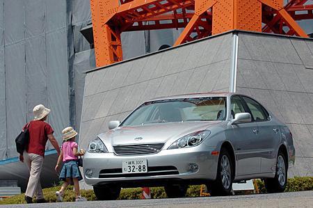 トヨタ・ウィンダム3.0Gリミテッドエディション(5AT)【ブリーフテスト】