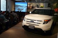 フォード、新型「エクスプローラー」を発表