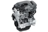 マツダが新開発の2.5L直噴ターボエンジンを発表の画像