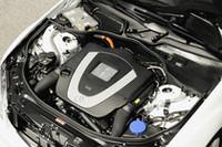 メルセデス、2009年夏に発売のハイブリッド車を披露【パリサロン08】