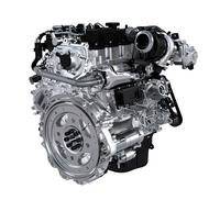 新開発ディーゼルエンジン「インジニウム」。
