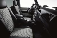 「G63 AMG 35th Anniversary Edition」のインテリア。