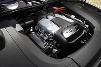 フォルクスワーゲン・トゥアレグハイブリッド(4WD/8AT)【ブリーフテスト】の画像