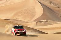 三菱、「パリダカ」と「WRC」で信頼回復をの画像