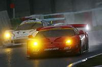GT300クラスは、No.11 JIM GAINER FERRARI DUNLOP(田中哲也/パオロ・モンティン組)が初優勝を飾った。ランキングはクラス4位だった。