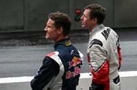 英国チームとして組んだクルサードとマクレー。