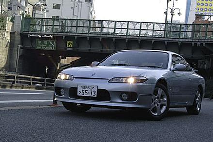 日産シルビア スペックS bパッケージ(4AT)【試乗記】