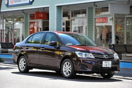 トヨタ・カローラ アクシオ1.5G(FF/CVT)……210万923円かつてほどの勢いはなくとも、やはり「カローラ」...