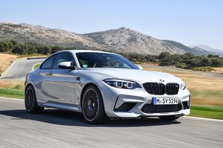 """走り好きをうならせる""""BMW M""""のラインナップに、より動力性能を高めた2モデル「M2コンペティション」「M5..."""