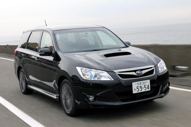 スバル・エクシーガ2.0i-L(FF/4AT)/2.0GT(4WD/5AT)【試乗速報】