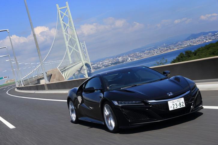 ホンダNSX(4WD/9AT)【レビュー】