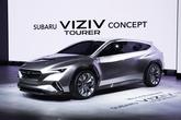 スバルがワゴンの新コンセプトモデルを発表